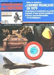 Connaissance De L'Histoire N°15 - L'Armee Francaise En 1979 - Couverture - Format classique