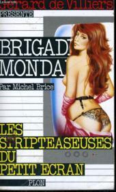 Les Stripteaseuses Du Petit Ecran - Couverture - Format classique