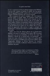 Le petit coeur brisé - 4ème de couverture - Format classique