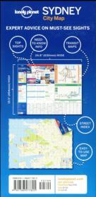 City map ; Sydney (édition 2017) - 4ème de couverture - Format classique