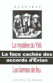 La face cachee des accords d'evian ; le mystere du yeti ; les larmes de feu - Intérieur - Format classique