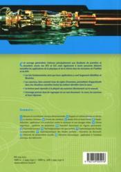 Précis de physique chimie ; BTS ; IUT ; bâtiment, étude et économie de la construction, génie civil, travaux publics ; 1re et 2e années - 4ème de couverture - Format classique