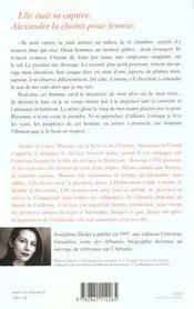 Roxane L'Eblouissante - 4ème de couverture - Format classique
