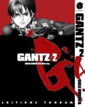 Gantz T.2 - Couverture - Format classique