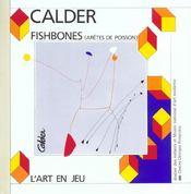 Aretes de poisson fishbones - Intérieur - Format classique