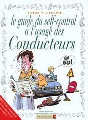 Le guide du self-control à l'usage des conducteurs - Intérieur - Format classique