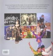 Saga de bollywood. le cinema indien - 4ème de couverture - Format classique