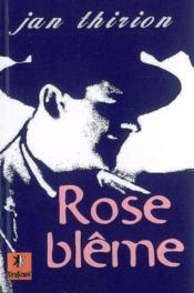 Rose blême - Couverture - Format classique