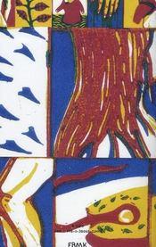 Modo quid dans l'enquete posthume - 4ème de couverture - Format classique