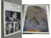 Les arts et la vie. Place et rôle des arts dans la société. Un volume relié illustré. - Couverture - Format classique