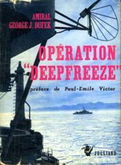 Operation Deepfreeze. - Couverture - Format classique