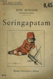 Seringapatam. Collection : Une Heure D'Oubli N° 31 - Couverture - Format classique