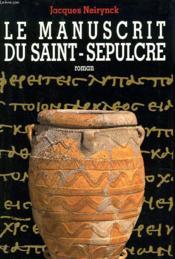 Le Manuscrit Du Saint-Sepulcre - Couverture - Format classique