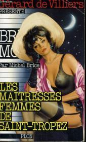 Les Maitresses Femmes De Saint-Tropez - Couverture - Format classique