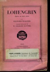 Lohengrin - Couverture - Format classique
