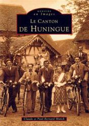 Le canton de Huningue - Couverture - Format classique