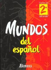 Mundos del espanol 2e eleve 98 - Intérieur - Format classique