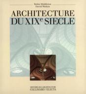 Architecture du xixe siecle - Couverture - Format classique