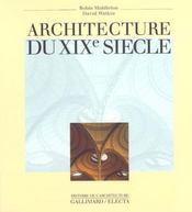 Architecture du xixe siecle - Intérieur - Format classique