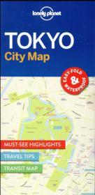 City map ; Tokyo (édition 2017) - Couverture - Format classique