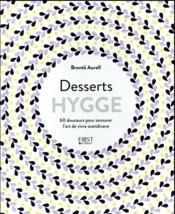Desserts hygge - Couverture - Format classique