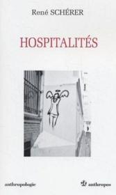 Hospitalités - Couverture - Format classique