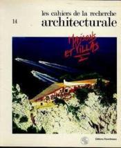 Cahiers recherche archives t.14 ; janvier 1984 - Couverture - Format classique