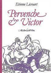 Pervenche Et Victor - Couverture - Format classique
