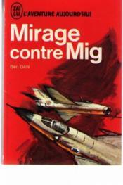 Mirage contre ming - Couverture - Format classique