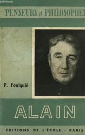 Alain - Couverture - Format classique