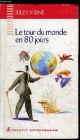 Le tour du monde en 80 jours - Couverture - Format classique