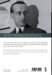 Robert Mallet-Stevens - 4ème de couverture - Format classique