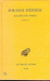 Maladies des femmes t.2 ; livre 2 - Couverture - Format classique