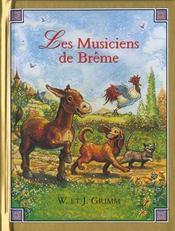 Les musiciens de brême - Intérieur - Format classique