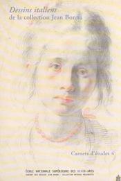 Dessins italiens de la collection jean bonna [exposition], ecole nationale superieure des beaux-arts - Intérieur - Format classique