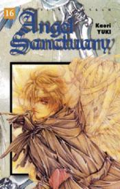 Angel sanctuary t.16 - Couverture - Format classique