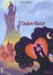 Oulan-Bator - Couverture - Format classique
