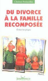 Divorce a la famille recomposee (du) n.114 - Intérieur - Format classique