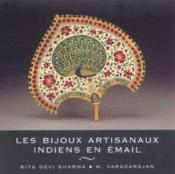 Bijoux artisanaux indiens en email - Couverture - Format classique