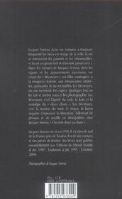 Les Fievreuses - 4ème de couverture - Format classique