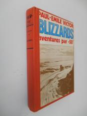 Blizzards Aventure Par -50 ° - Couverture - Format classique