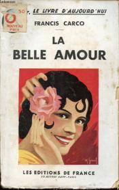 La Belle Amour - Couverture - Format classique