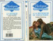 A La Recherche Du Coeur Perdu - Finding Out - Couverture - Format classique