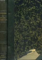 Les Destinees Sentimentales. Tome I. - Couverture - Format classique