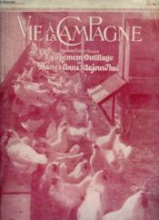 LA VIE A LA CAMPAGNE N° 255, Série exceptionnelle, Vol. XXIX - Couverture - Format classique