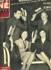 Cine Revue France - 34e Annee - N° 39 - Decision A Minuit - Couverture - Format classique