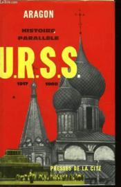 Histoire Parallele - Histoire De L'U.R.S.S. 1917-1960 - Tome 1 - Couverture - Format classique