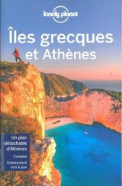 Îles grecques et Athènes (10e édition) - Couverture - Format classique