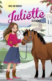 Juliette T.11 ; Juliette à Athènes - Couverture - Format classique