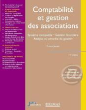 Comptabilité et gestion des associations ; système comptable, gestion financière, analyse et contrôle de gestion (11e édition) - Couverture - Format classique